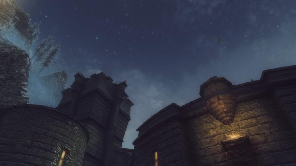 Night Sky in Solitude